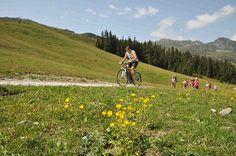 Radfahren Ratschings Radfahren in der Gemeinde Ratschings kann man auch mit Elektroräder, die gibt es bei uns zum Verleih Alpin Pearls Ratschings.