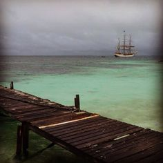 Tall ship in Abrolhos. Tall Ships, Outdoor Furniture, Outdoor Decor, Sun Lounger, Sailing, Times, Adventure, Travel, Candle