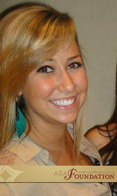 Aubrey Winn, Zeta Zeta - Zeta Zeta Scholarship