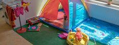 Themahoek: camping | Klas van juf Linda