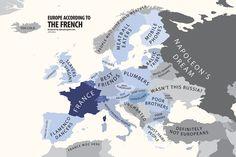 L'Europe vue par les Français