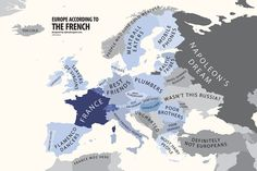 Europe According to France