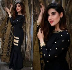 Short Sleeve Dresses, Dresses With Sleeves, Long Sleeve, Hareem Farooq, Hania Amir, Maya Ali, Mahira Khan, Lucy Hale, Pakistani Actress