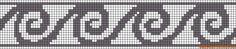 Alpha Friendship Bracelet Pattern #7651 - BraceletBook.com