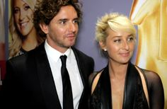 Asher Keddie and Vincent Fantauzzo - Logies 2014