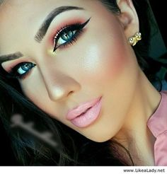 Makeup - LikeaLady.net ☺ ✿