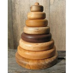 I love wooden baby toys. They last so much longer!