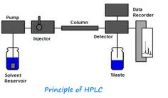 Principle of HPLC ( Liquid Chromatography ) - by www.pharmaguideline.com