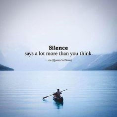 Silence says a lot more than you think. via (http://ift.tt/2hKFTpM)