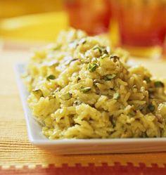 Photo de la recette : Riz basmati à la pistache