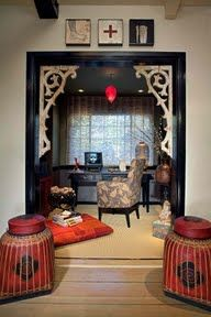 Asian Inspired Home Offices – Asian Inspired Decorating