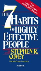 Stephen Covey's Seven Habits of Highly Successful People (1989) set the standard for books on leadership and effectiveness in business