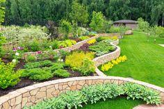 I want to redo my garden