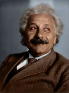 Albert Einstein, photographed in 1931 by Johan Hagemeyer