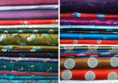 Mongolia fabrics