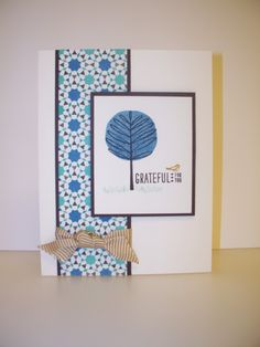 Totally Trees by D. Daisy - Cards and Paper Crafts at Splitcoaststampers