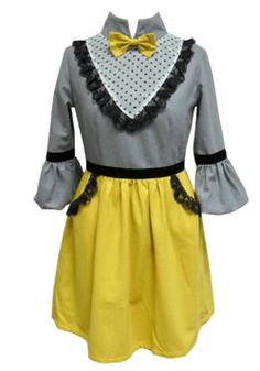 Lolita dress from Tofu for the days when you simply must wear a bowtie.