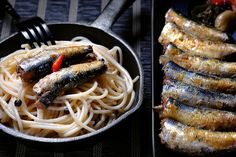 Slow Cooker Spanish Sardines Recipe