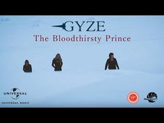 DAY ON A SCREEN: GYZE - THE BLOODTHIRSTY PRINCE (official video)