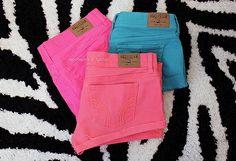 Shorts Colorido