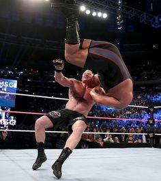 Brock Lesnar vs. Big Show