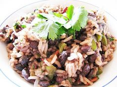Gallo Pinto: Costa Rican Rice and Beans