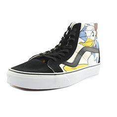 Vans Disney, Disney Mickey, Vans Sk8 Hi Reissue, Buy Vans, Mickey And Friends, Us Man, High Top Sneakers, Amazon, Shoes