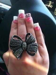 big ring.