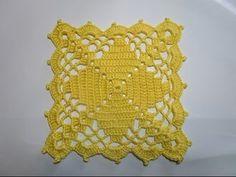 Uncinetto Crochet Square