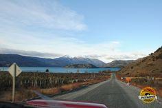 Carretera Austral, rumbo a Puerto Rio Tranquilo, Región de Aysén
