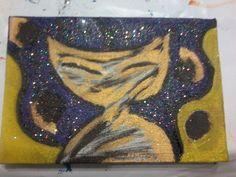 cat 10x15 acrylic 2014