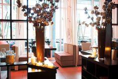 Restaurant Cotton. Riga.