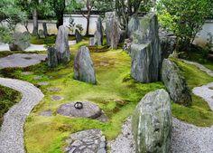 Mirei Shigemori garden - Kyoto