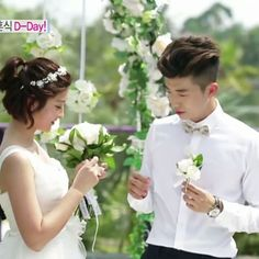 The ring couple  #2younglovely #2youngcouple#2pm#sseyoungpark #seyoung #parkseyoung #wooyoung#jnagwooyoung#jwy#mbc#mydaughtergeumsawol #kpop#koreanactress #wegotmarried #박세영 #장우영 #우영#세영