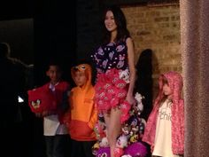 Chicago Toy & Game Fair models! Representing Mosi Monsters! #playCHIC