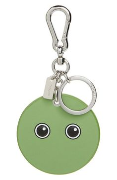 COACH 'Googly Emoji' Bag Charm available at #Nordstrom