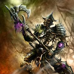 Skeleton Warrior 2 by ~loztvampir3 on deviantART
