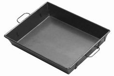 Johnson-Rose  20 Inch X 20 Inch X 3-1/2 Inch Steel Roasting Pan > Trust me, this is great! Click the image. : Roasting Pans