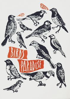 S O P H I E ° L é C U Y E R : BIRDS PARADISE