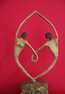 Metal Art Sculpture, Crunch, Face And Body, Decor Crafts, Art Forms, Baby Dolls, Arts And Crafts, Carving, Creative