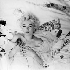 Beautiful portrait of Marilyn Monroe by Cecil Beaton...having been able to work at the Cecil Beaton archive and seen the copious amount of negatives and prints...this man was truly one of the world's greatest photographers.