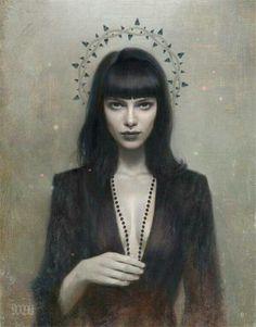 Margit Grahm - Invictus Ventrue exile. Manages Athenaeum.
