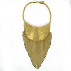 Gimanu Necklace. Made are a fair trade accessories brand that produces jewellery and leather goods in their Nairobi Workshop in Kenya.....Look good and do good. www.made.uk.com