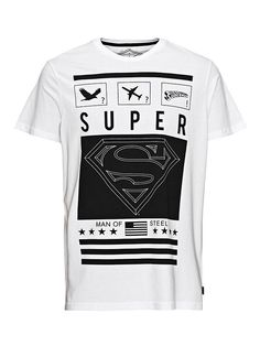 Jack & Jones Oversize Superman- T-Shirt