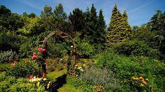 Samstag ist Gartentag. ... Und wenn es nix zu arbeiten gibt, wird sich ausgeruht und erholt. Für die Gartenarbeit, die bald noch kommt. :-)