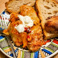 Authentic Romanian Sauerkraut Stuffed Cabbage Rolls- a great recipe for feeding a crowd, take it to potlucks and family reunions. I am ashamed for taking such a long time to post this recipe on my Scottish Recipes, Turkish Recipes, Italian Recipes, Ethnic Recipes, Soup Recipes, Great Recipes, Vegetarian Recipes, Chicken Recipes, Casserole Recipes