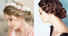Peinados románticos para damas de honor