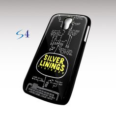 Silver Linnings Play book Samsung Galaxy S4 case  | TheYudiCase - Accessories on ArtFire