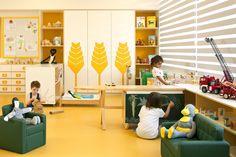 Wheat kindergarten
