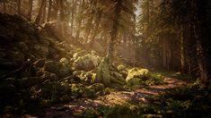 ArtStation - Morning Wood(s), Robert Berg